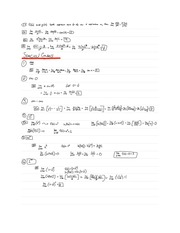 Chapter 9.2- L'Hopital's Rule