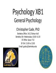 Week 12 Lecture - History and Definition of Clinical Psychology.ppt
