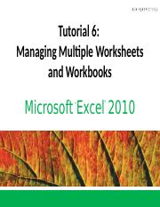 Excel.Tutorial06.ppt