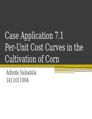 Per-Unit Cost Curves in the Cultivation of Corn.pptx