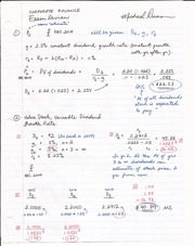 Exam 2 Review Notes