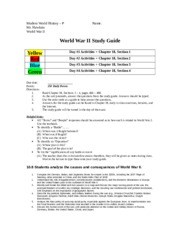 World War 2 Study Guide 2014.doc