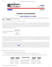 English Composition 1_ Functions of the Introduction