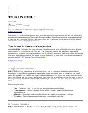 English Composition I - TOUCHSTONE 1.html
