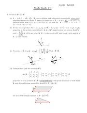 StudyGuide1