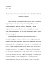 global issues essay elise riquier pols causes of world  6 pages global issues essay 2