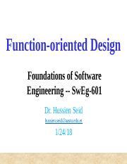 Eceg 4012 Software Engineering አዲስ አበባ ዩኒቨርሲቲ
