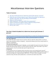 Miscellaneous Interview Questions.pdf