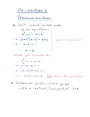 Lecture 2 Notes (Jan 19)