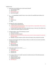 Solutions 2015 Finance 2 2 Mock Exam.SV