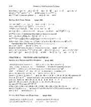 Calculus Solutions 19