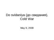 Lecture18_End_of_Cold_War