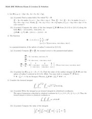 Summer (Session 1) 2004 - Eggers' Class - Exam 2 (Version 2)
