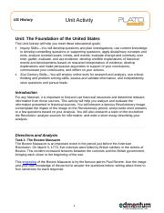 A2_Foundations of the United States_UA (1).doc