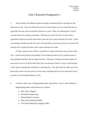 Unit 3 Research Assignment 1
