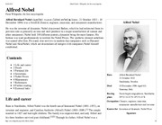Alfred Nobel - Wikipedia, the free encyclopedia - Copy