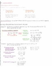 8.2 NOTES Arithmetic Sequesnces & Series