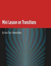 Transition Mini Lesson.pptx