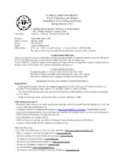 Syllabus-ACG 4642 Fall 2012(1)