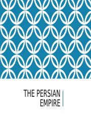 Lecture 4 The Persian Empire 110