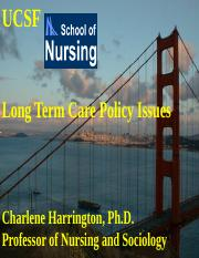 17. The Market for Long-Term Care 03.15.16.pptx