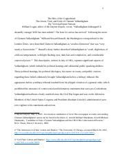 Sample Historical Essay Paper_The Hiss of the Copperhead.docx