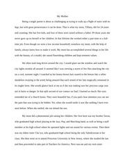 compare and contrast essay single parent household vs two parent 2 pages descriptive my mother