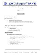 Session 4A Basic VLAN Configurations - LAB  1.pdf