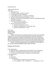 Test6 Study Guide