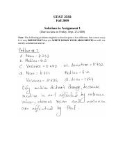 FA-STAT2593 -- Assignment 1 - Solutions.pdf