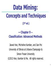 Data Mining Concepts And Techniques Pdf