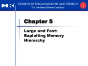 aeghbal_Chapter 5 Large and Fast Exploiting Memory Hierarchy