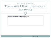Handout 2_Food Insecurity