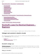 Kirchhoff's Laws For Electrical Engineers - Beginners _ EEP.pdf