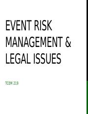Event Risk Management & Legal Issues.pptx