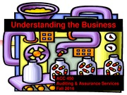 ACC 450 11 Understanding the Business Fall 14