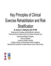 Lecture 2 Risk Stratification and Exercise Prescription Handouts.pdf