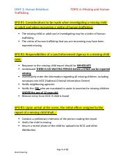 Unit 3 - Topic 6 Missing & Human Trafficking SPOs.docx