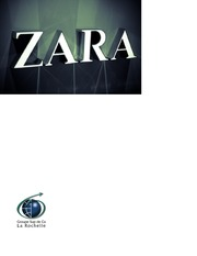 Inditex, Zara (group 13)