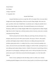 Biography - College Composition.docx