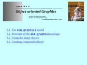 CH09-ObjectOrientedGraphics