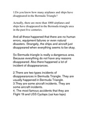 New Theory Behind Bermuda Triangle Disappearances