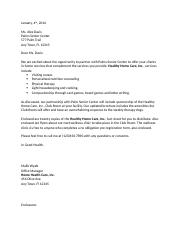 Healthy Home Care letter .docx