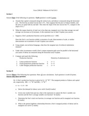 practice Midterm 2 Fall2013 questions