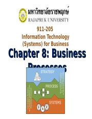 Chapter 8 Business Processes.ppt