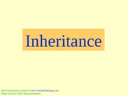 31726_inheritance basic