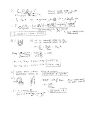 CEE 3310 Prelim 1 Fall 2010 Solution