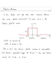 PHYS 250 - 7-PotentialBarriers