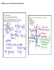 06 - Lesson 2.6 - Verify Properties of Geometric Figures (notes).pdf