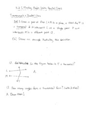 Section 3.2 Notes